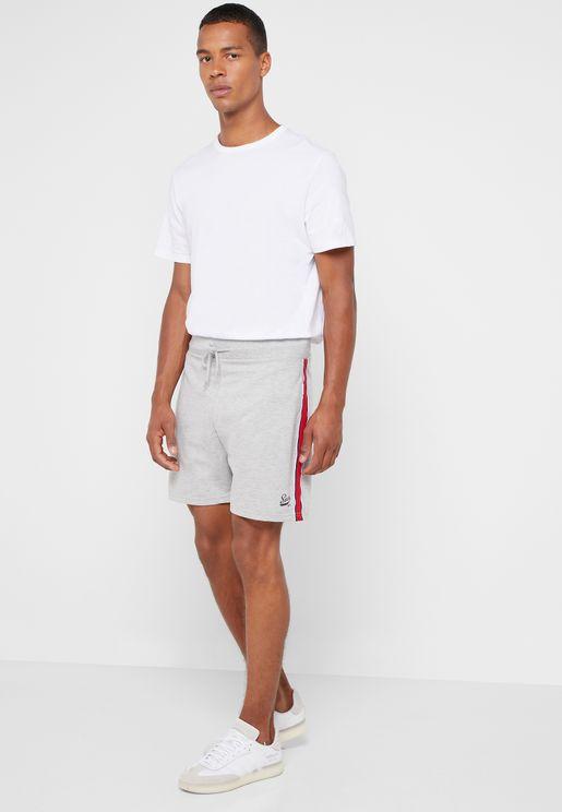 SBF Stripe Sweat Shorts