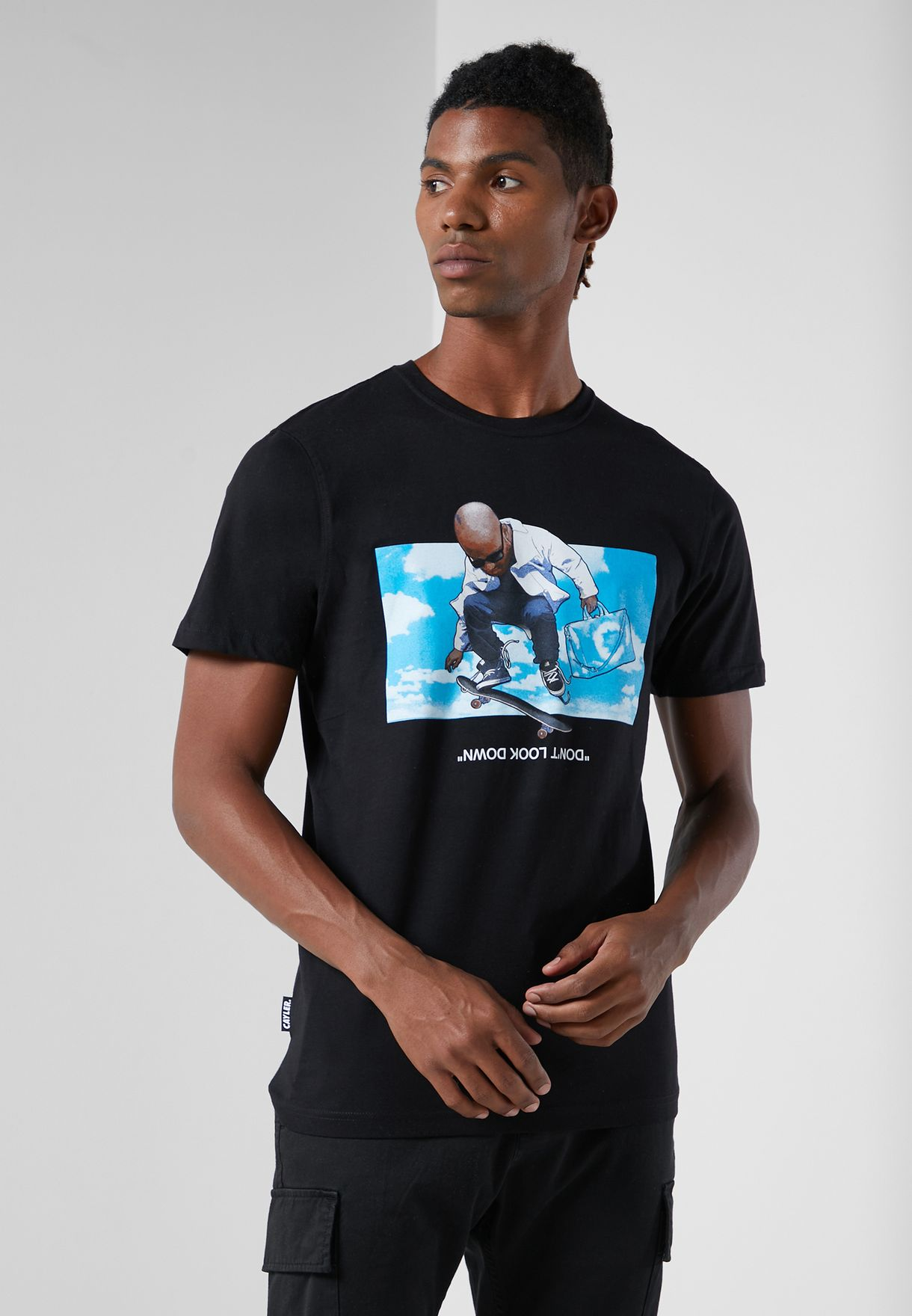 Don't Look T-Shirt