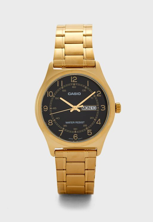 Classic Analog Watch