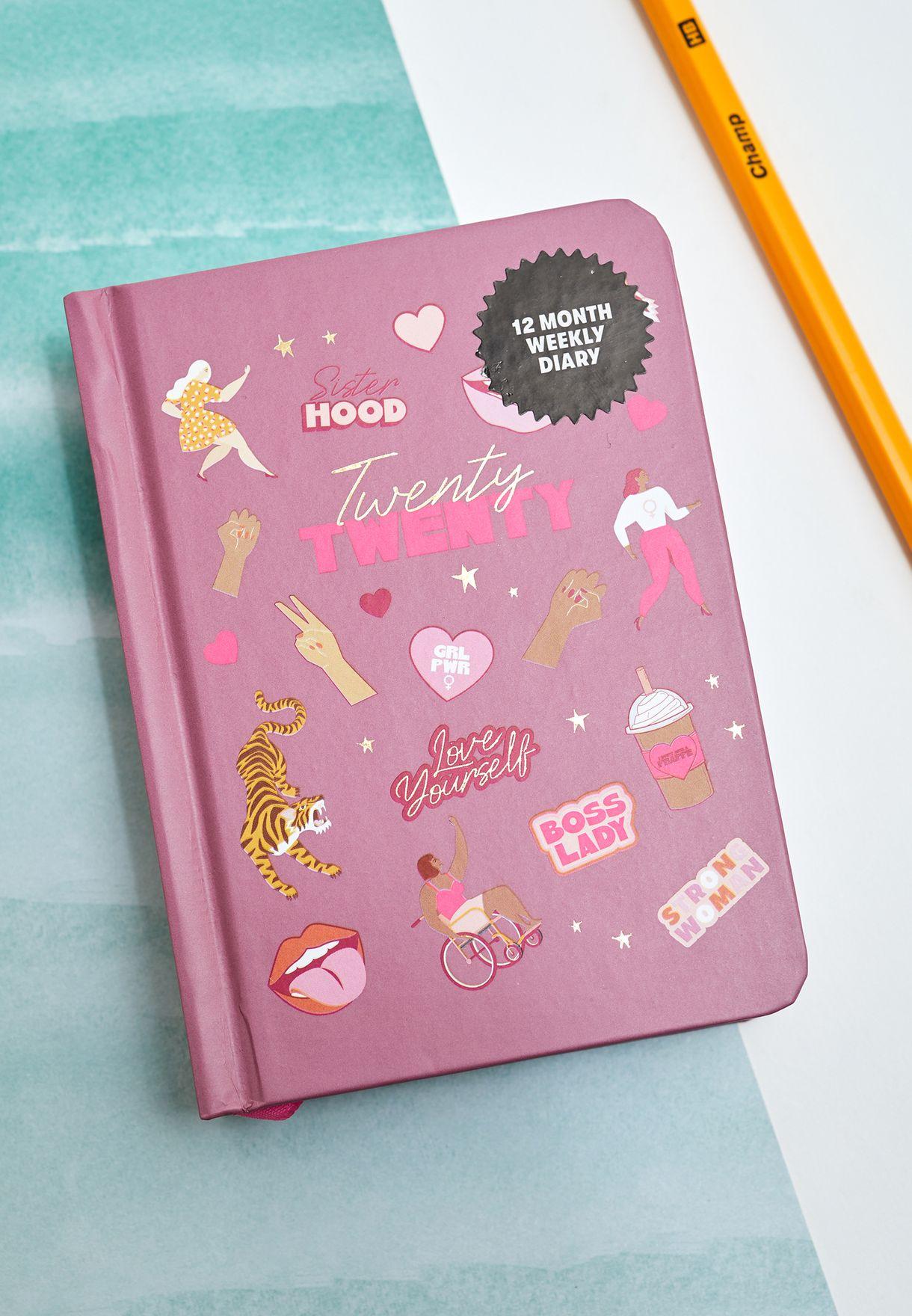 2020 Mini Essential Diary