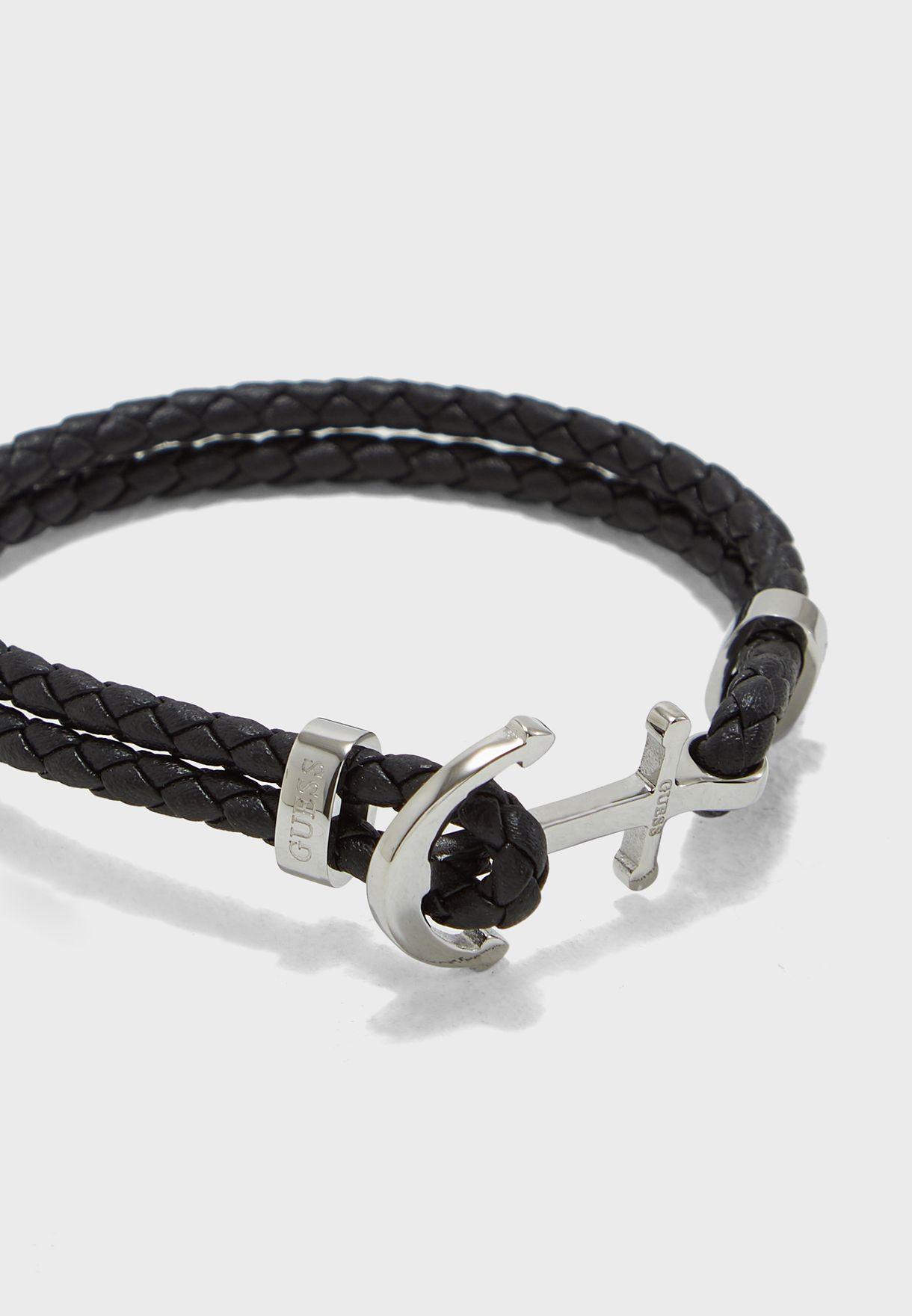 Anchor Closure Bracelet