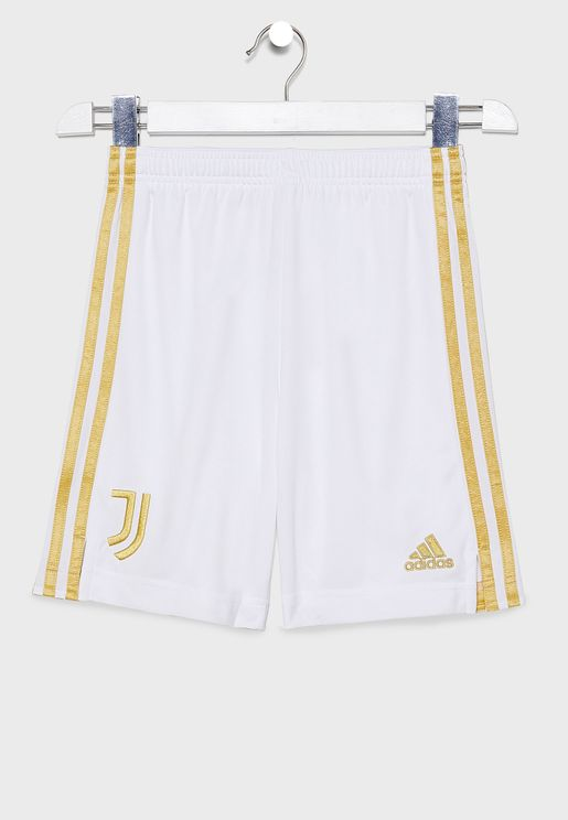 Youth Juventus Home Shorts