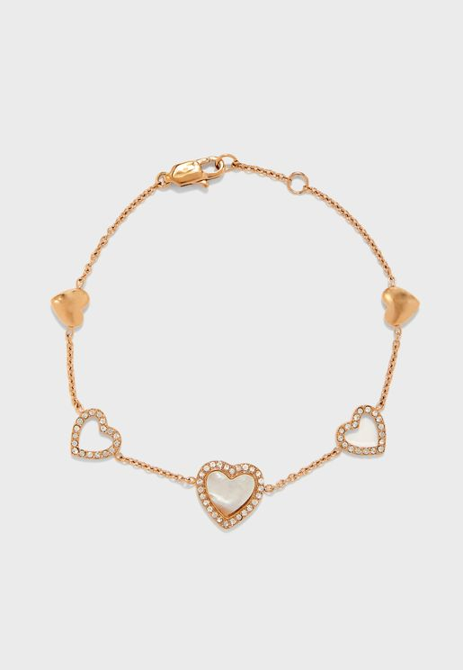 Hearts To You Bracelet