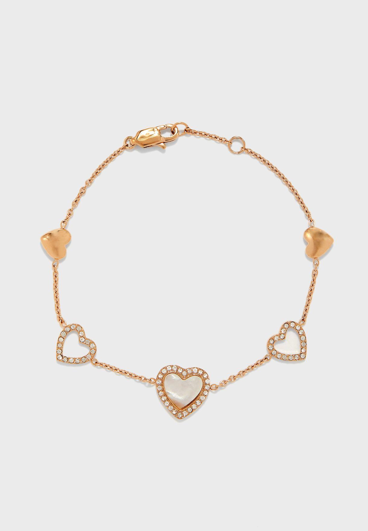 Hearts To You Bracelet