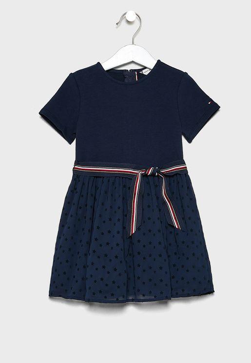 Kids Combi Dress