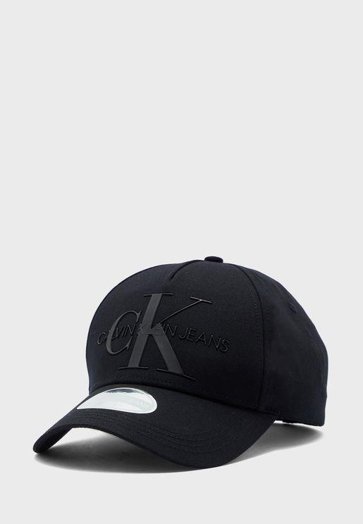 Logo Textile Curved Cap