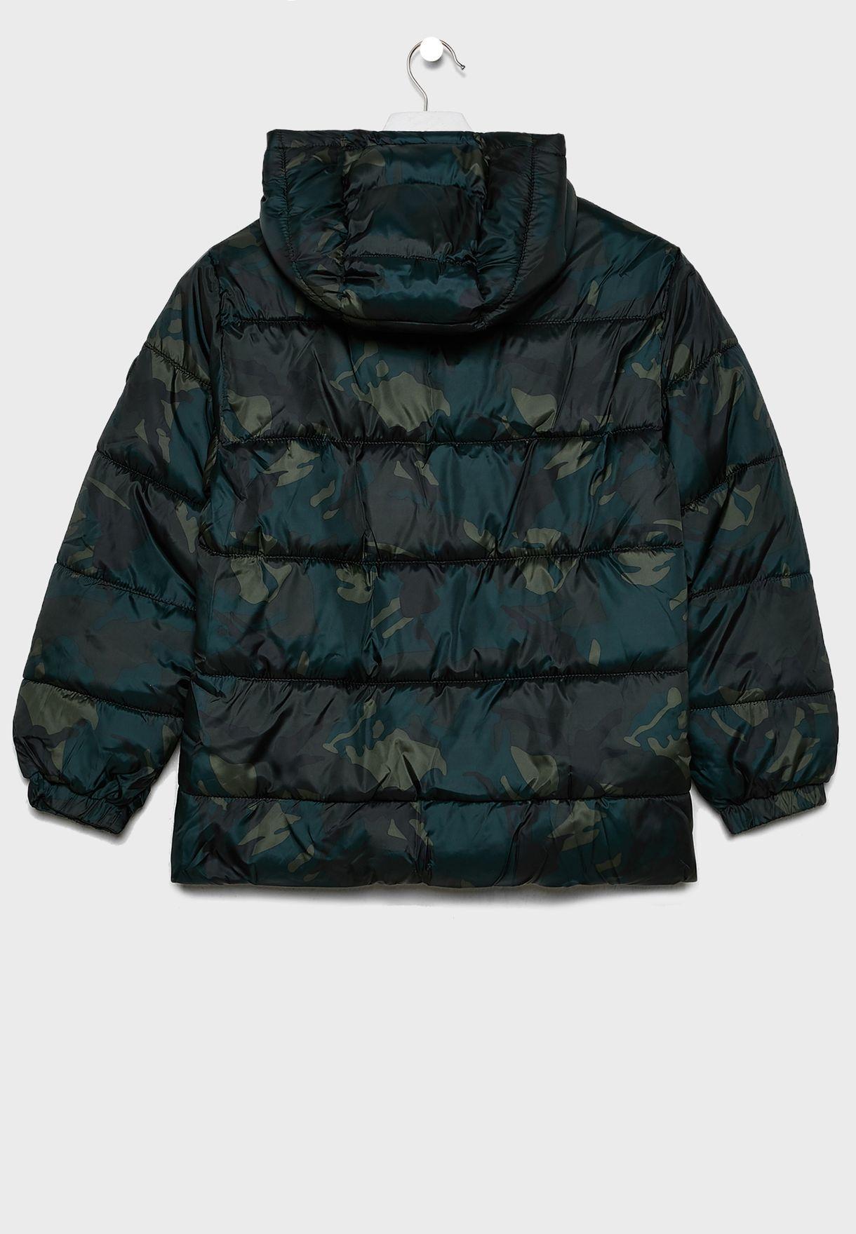 Kids Anorak Jacket