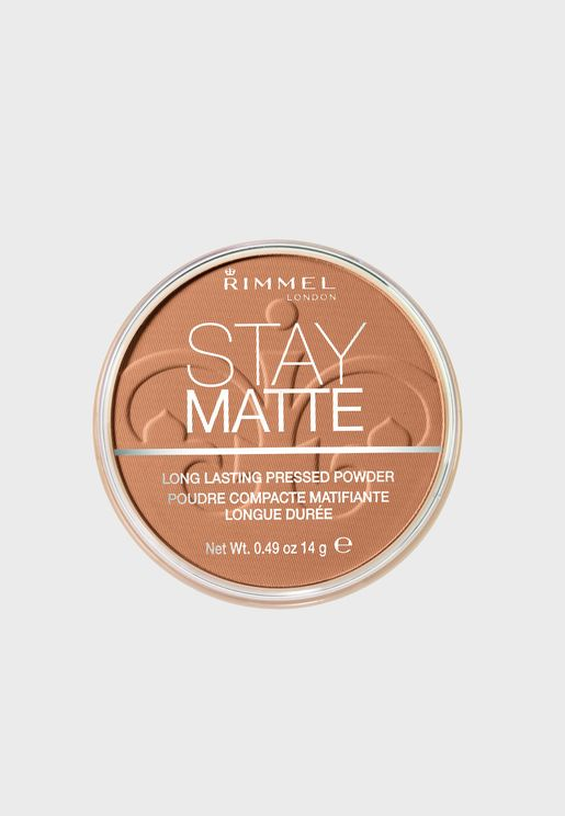 Stay Matte Pressed Powder 30 Caramel