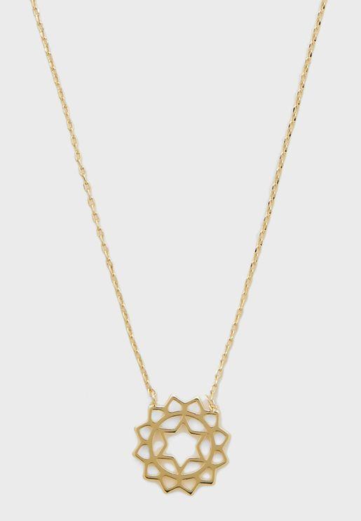 Spiritual Chakra Subrange Necklace