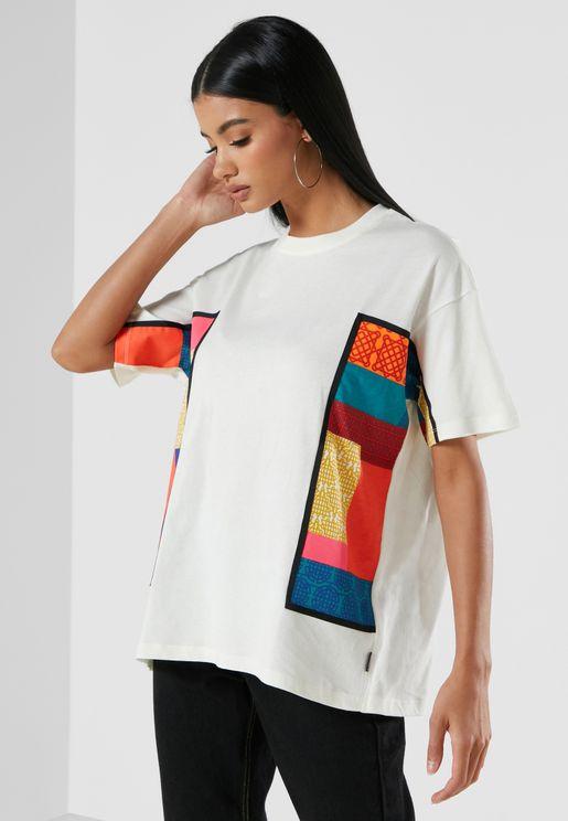 Chinese New Year Shapes Box T-Shirt