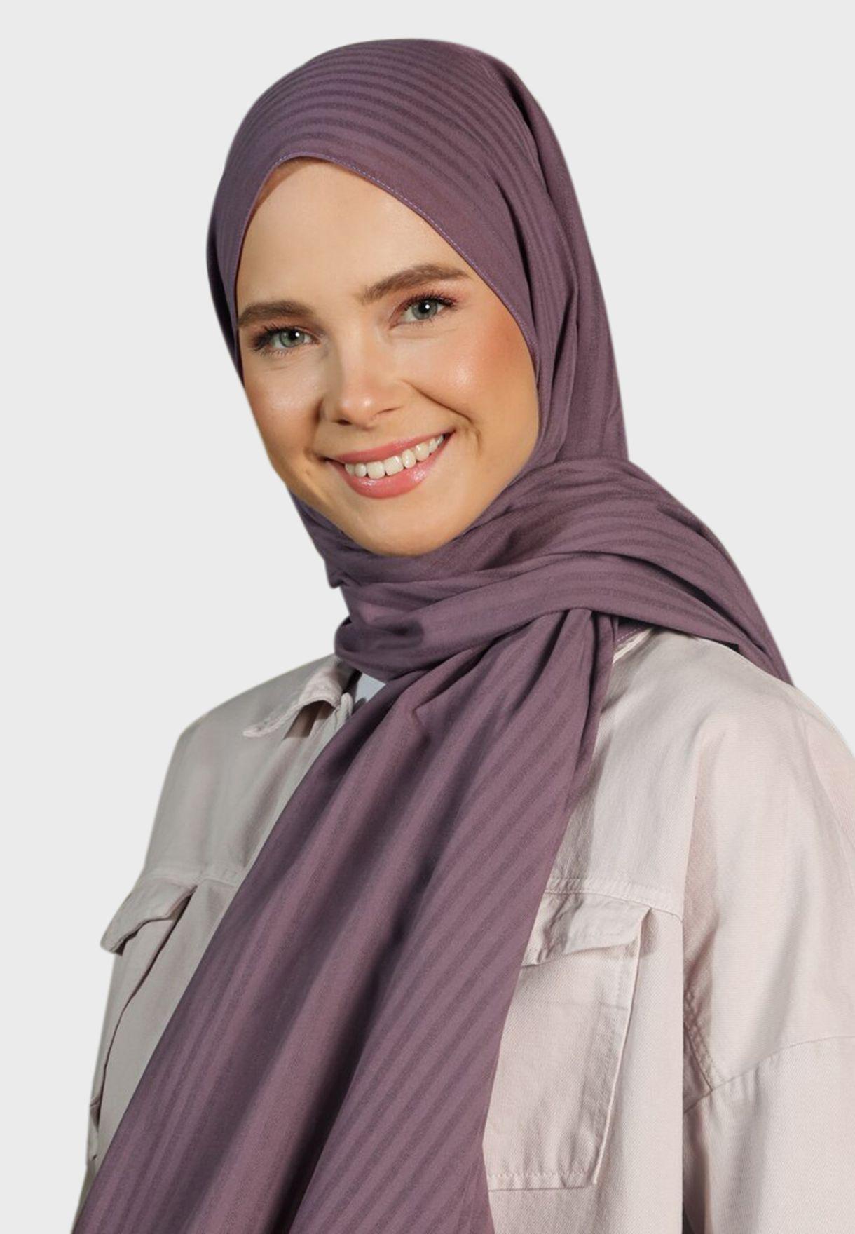 حجاب سادة