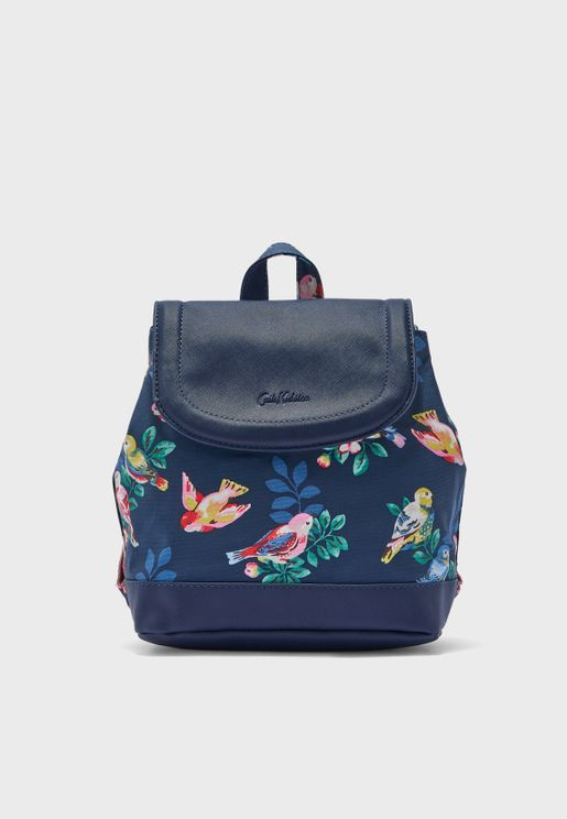 Spring Birds Stratton Backpack