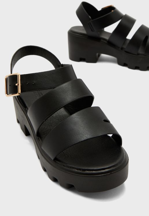 90's Chunky Sandals