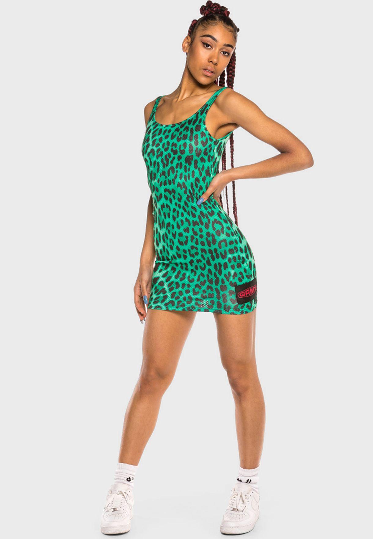 Yanga Mesh Dress