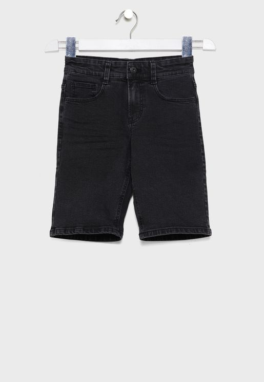 Kids Kids Denim Shorts