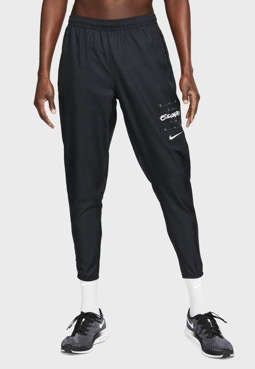Graphic Woven Sweatpants