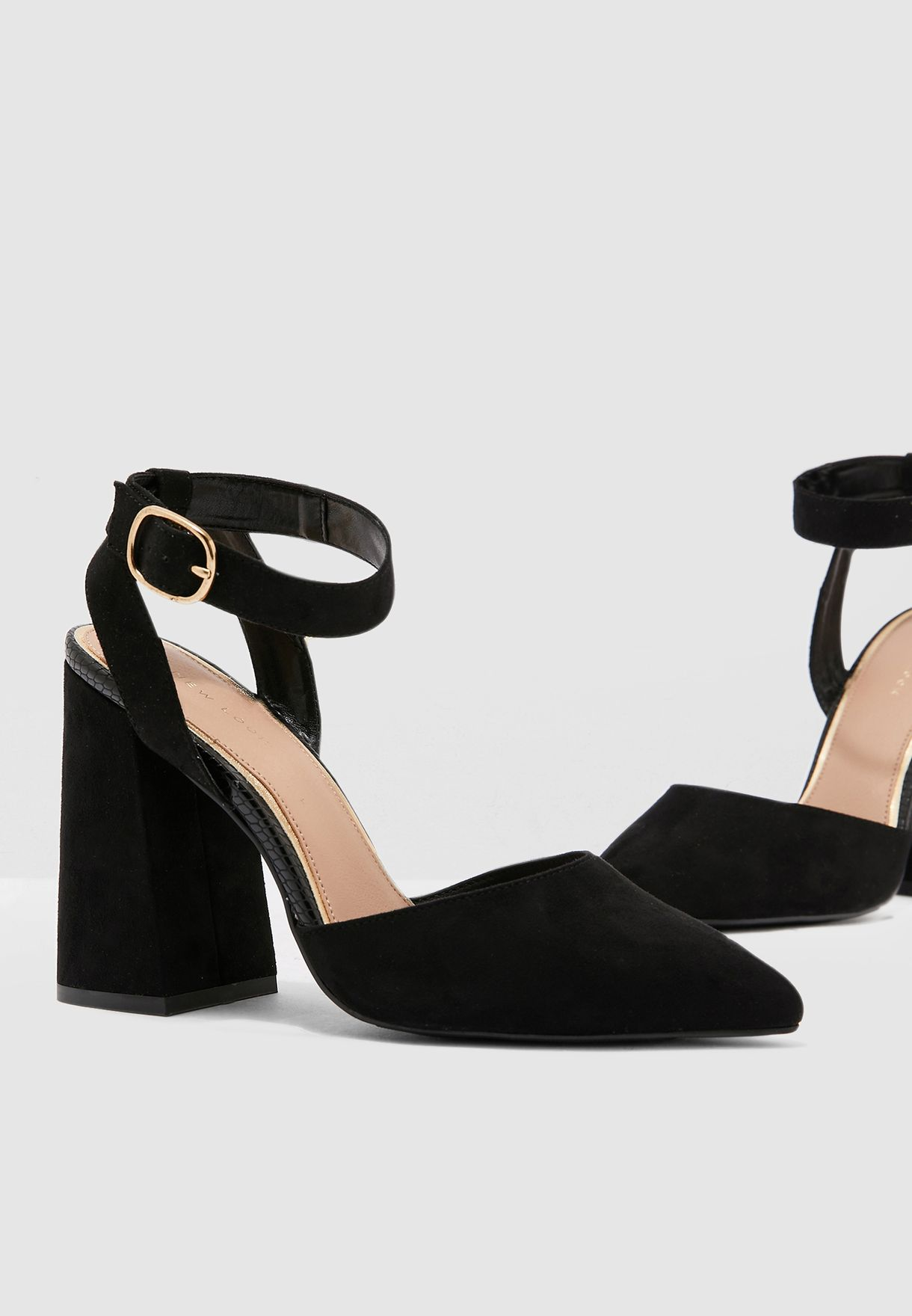Tatiana Pump - Black