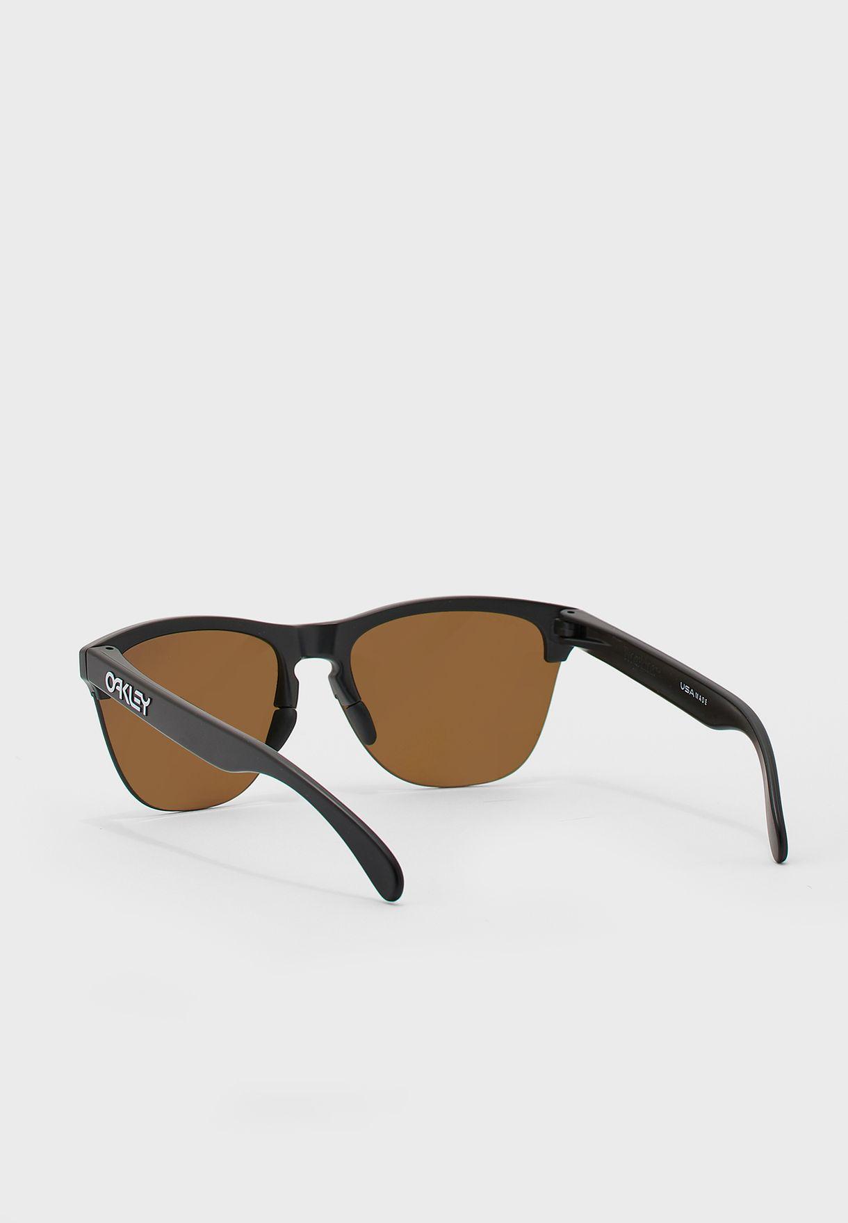 0OO9374 FROGSKINS® LITE Round Sunglasses