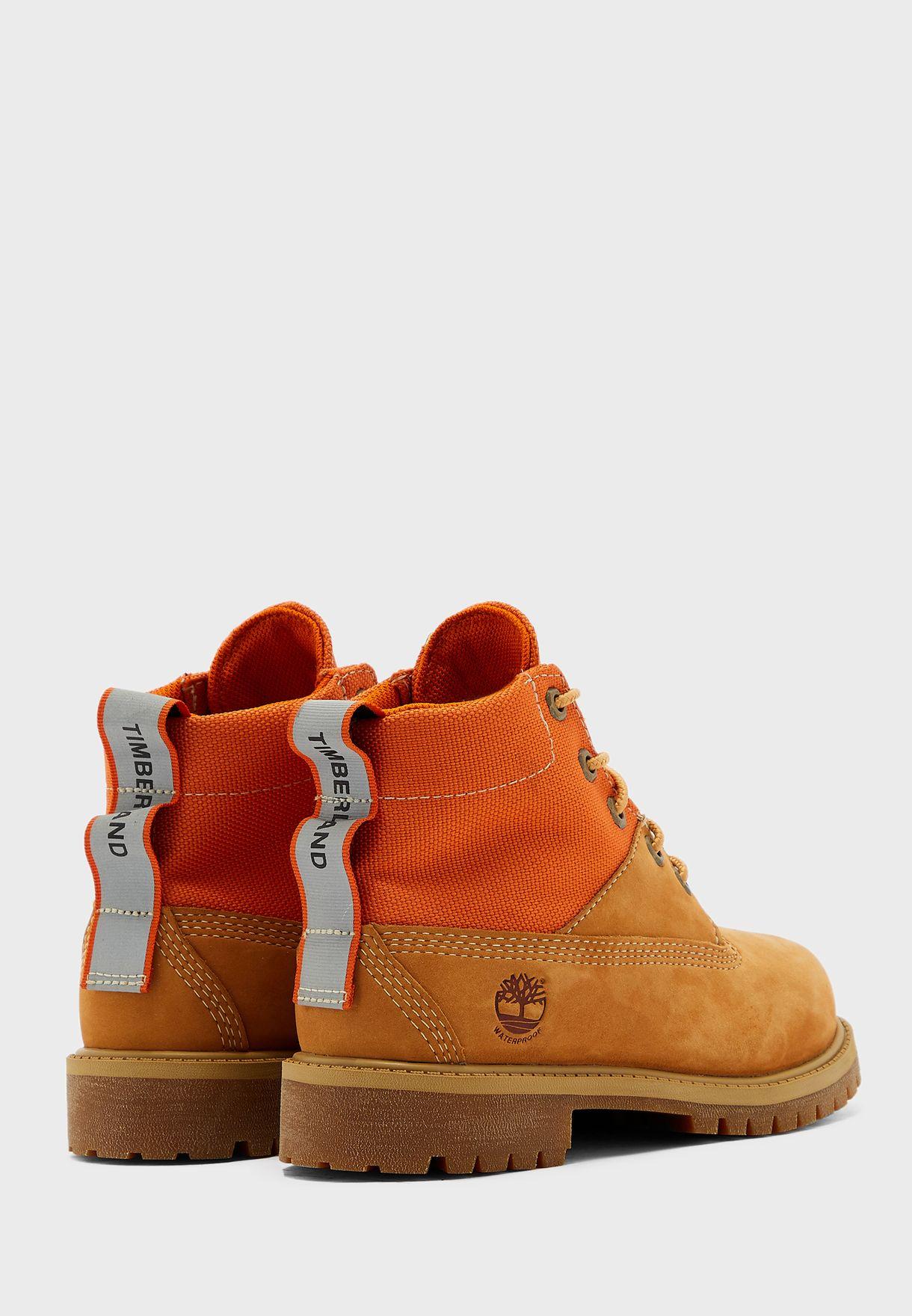 """Kids 6"""" Treadlight Boot"""