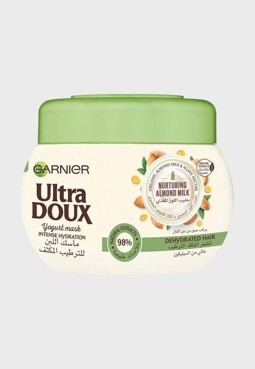 Ultra Doux Almond Milk Intense Hydration Yogurt Mask