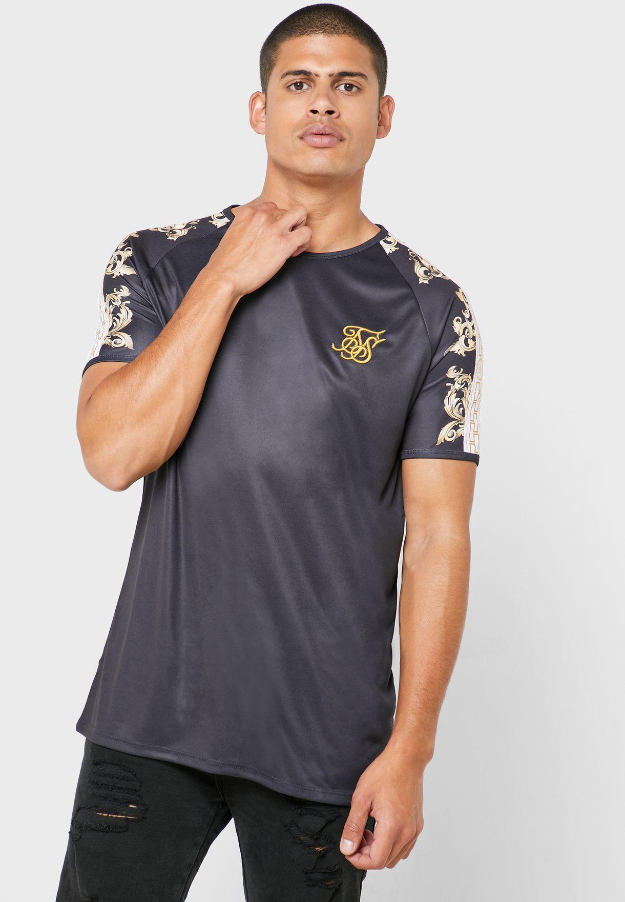 Raglan Gym T-Shirt
