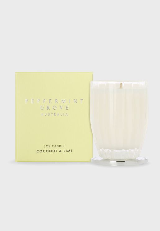 Coconut & Lime Candle 200G