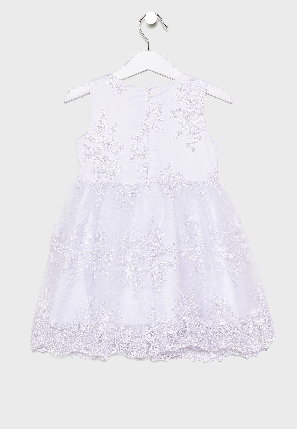 Kids Pelated Dress