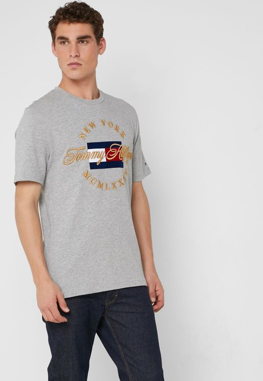Icon NY Crew Neck T-Shirt