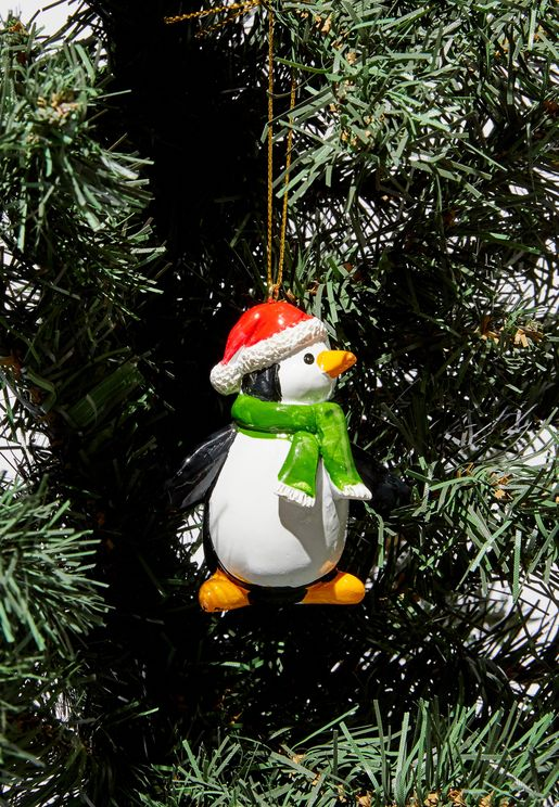 Christmas Penguin Bauble
