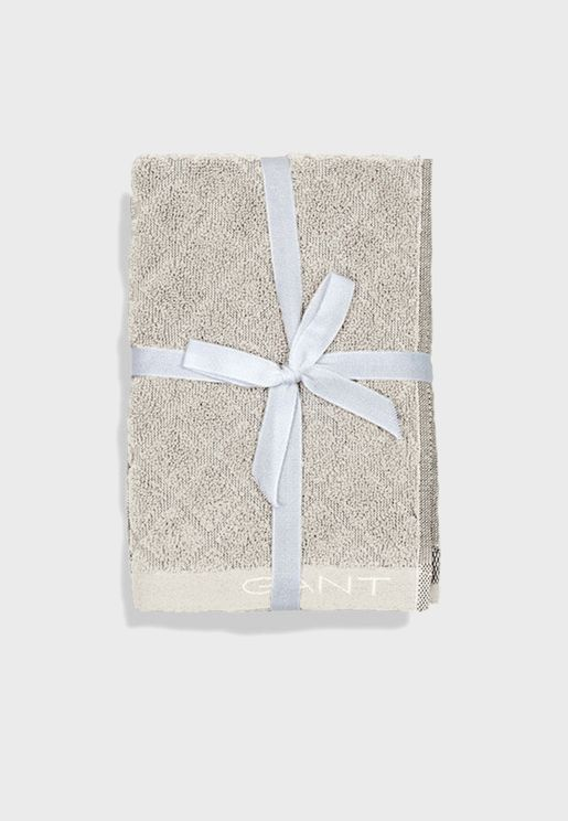 Diamond Hand Towel Pack Of 2 30X45