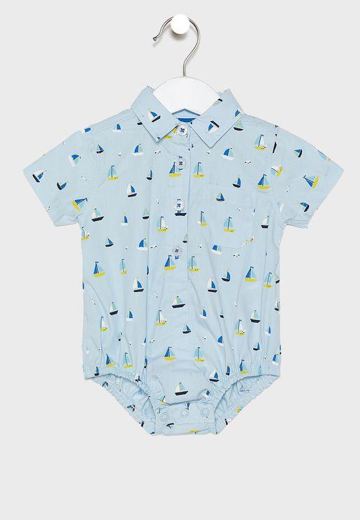 بدي بنمط قميص