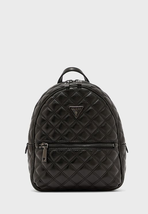 Cessily Front Zip Dome Backpack
