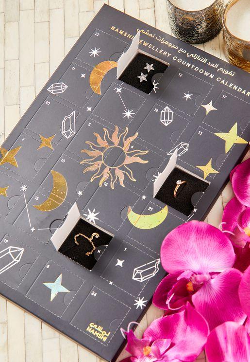 2020 Jewellery Countdown Calendar