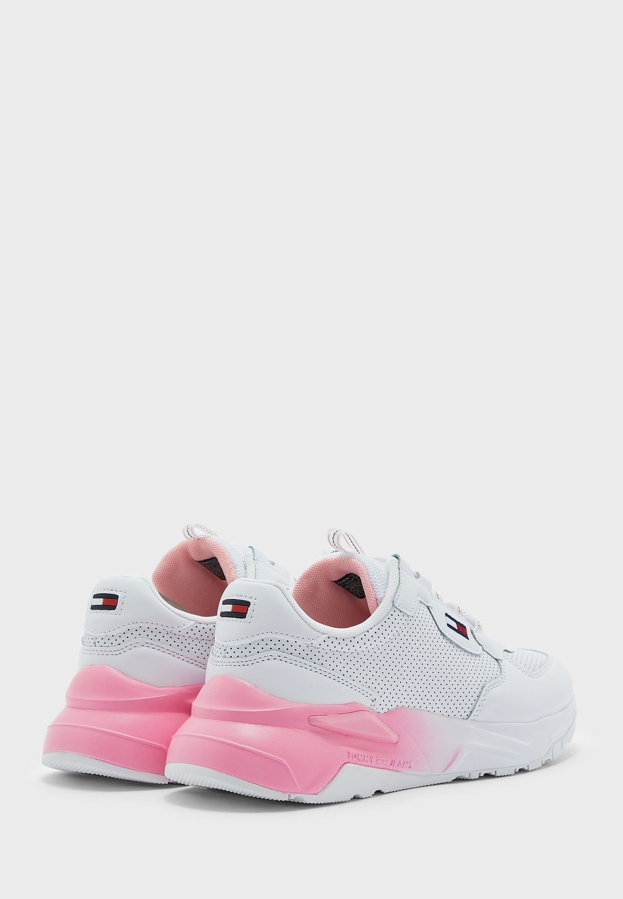 Chunky Tech Gradient Sneakers