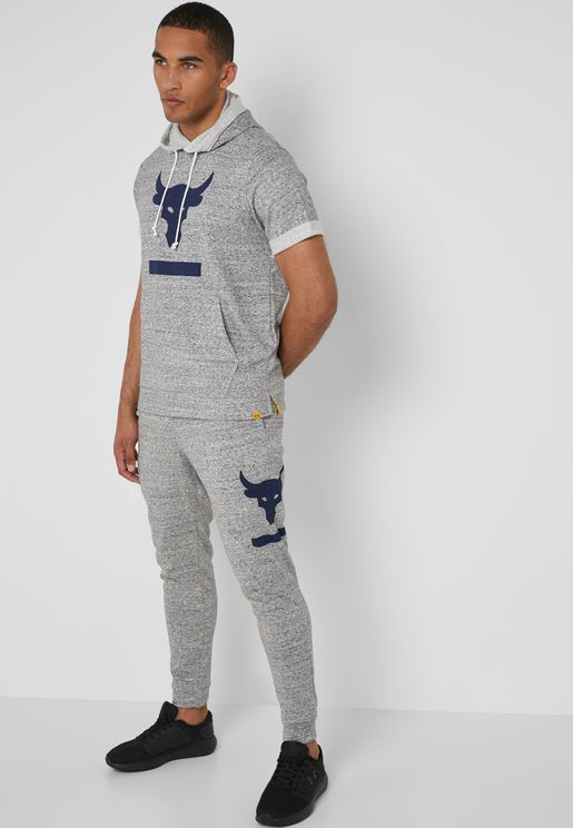 Project Rock Terry Joggers