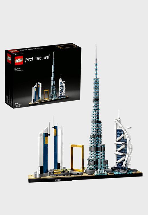 Dubai Architectural Set