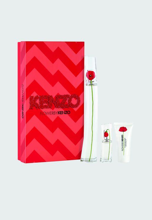 Flower By Kenzo Perfume + Body Lotion Set