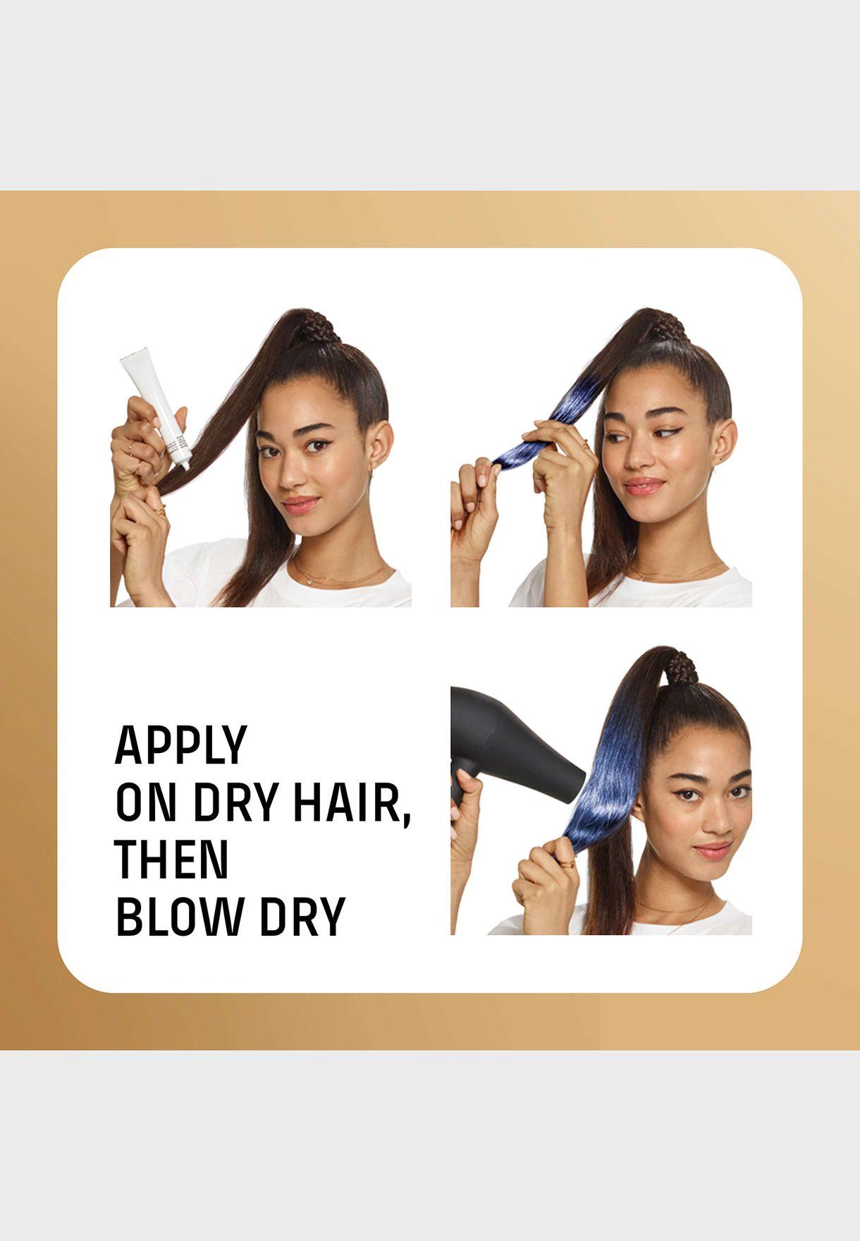 صبغ شعر (غسلة واحدة) بنفسجي