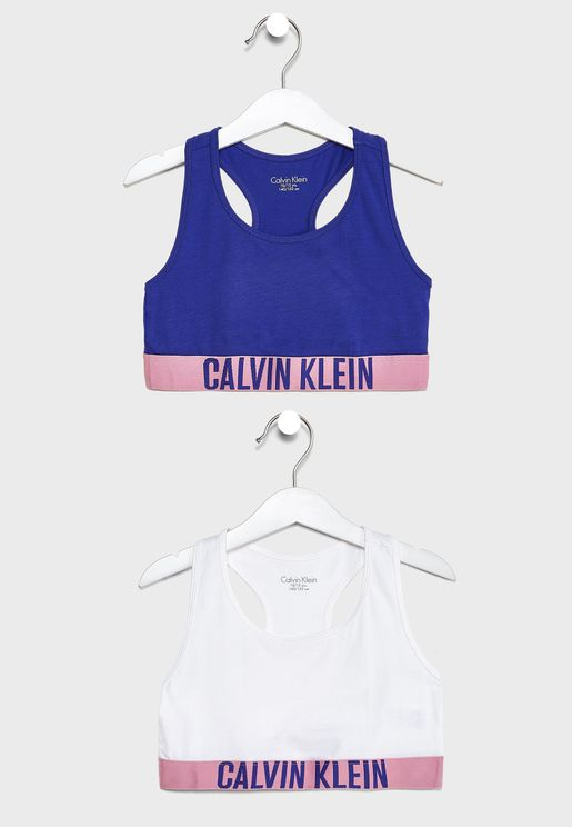 Teen 2 Pack Sports Bra