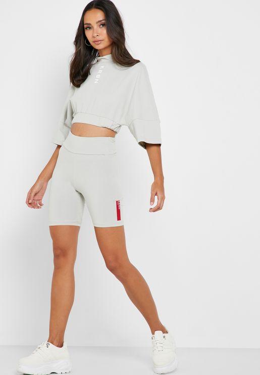 Lenox Shorts
