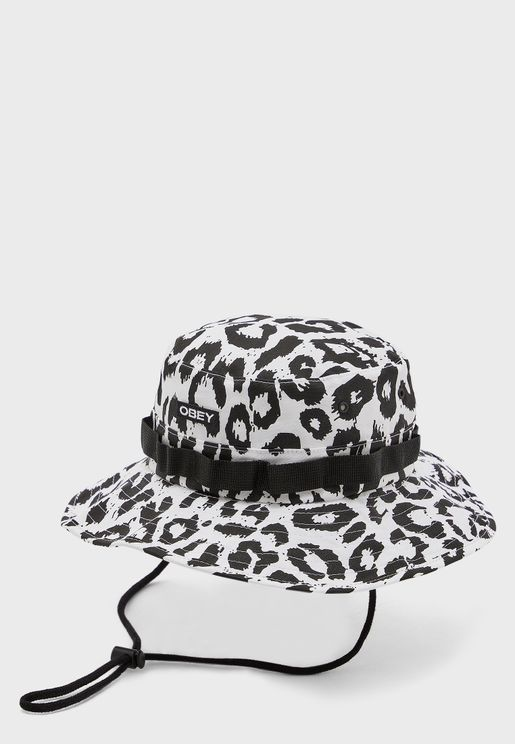 Kitty Boonie Bucket Hat