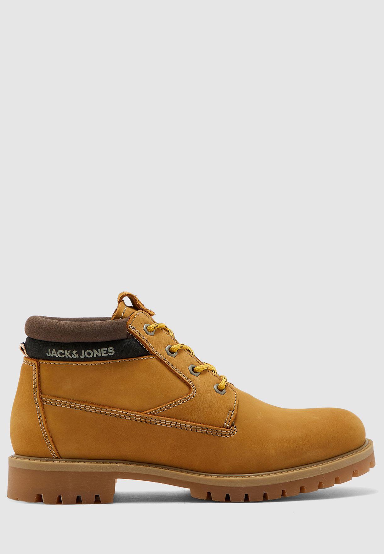 Ranger Nubuck Boots