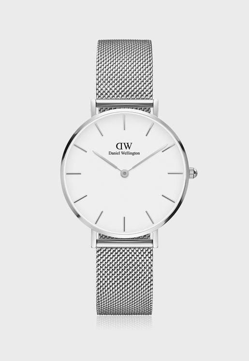 Petite 32 Sterling Analog Watch