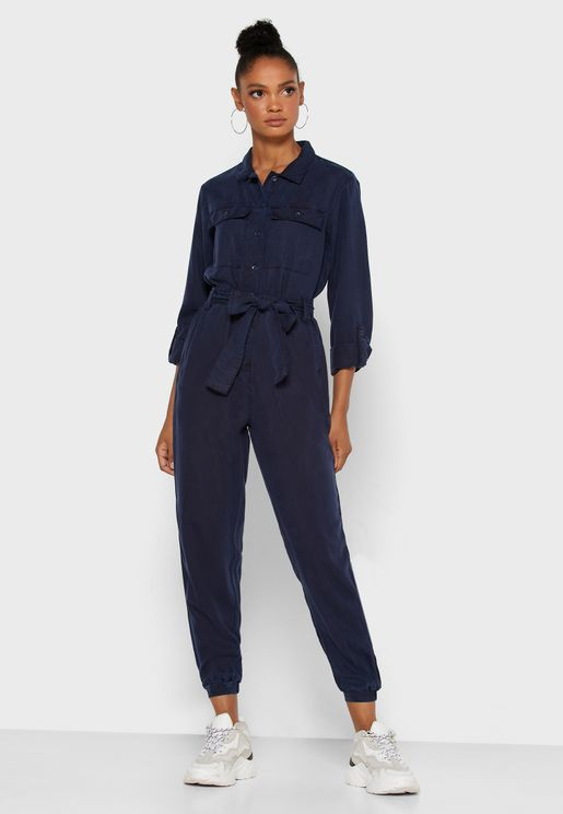 Belted Boilersuit