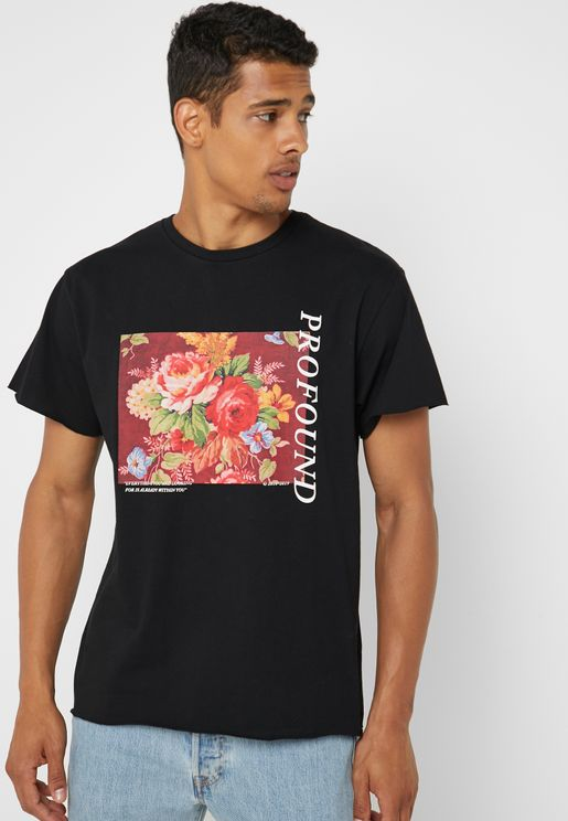 Garden Within You Graphic T-Shirt