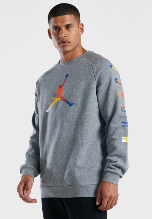 Jordan Jumpman Fleece Sweatshirt
