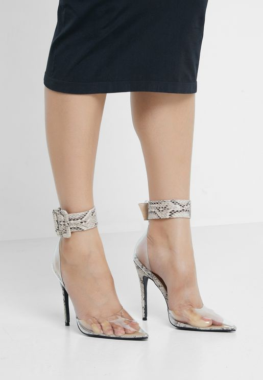 Buckle Ankle Court - Snake