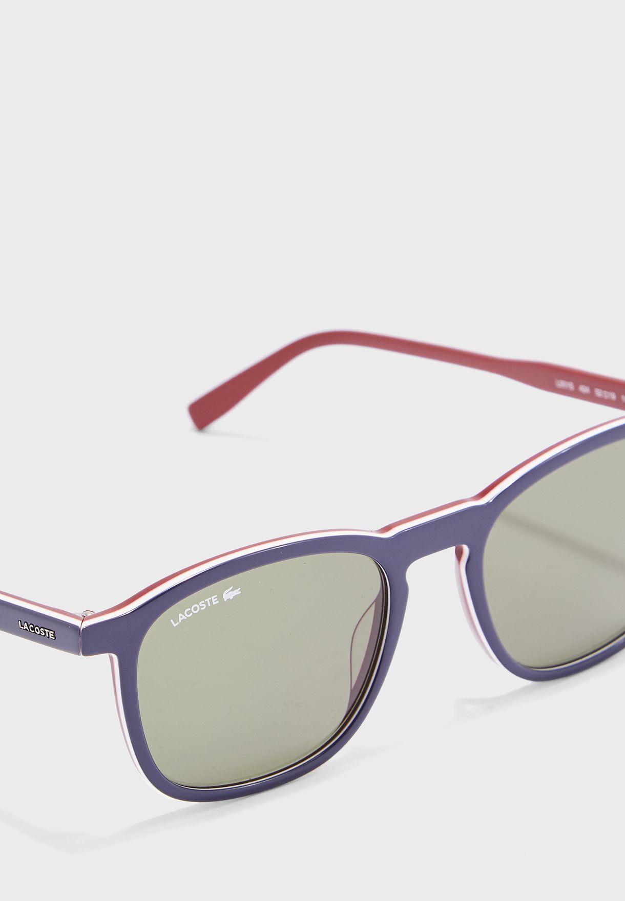 L901S Modified Rectangle Sunglasses