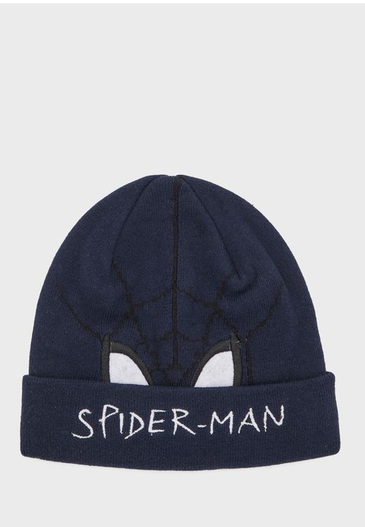 Infant Spiderman Beanie