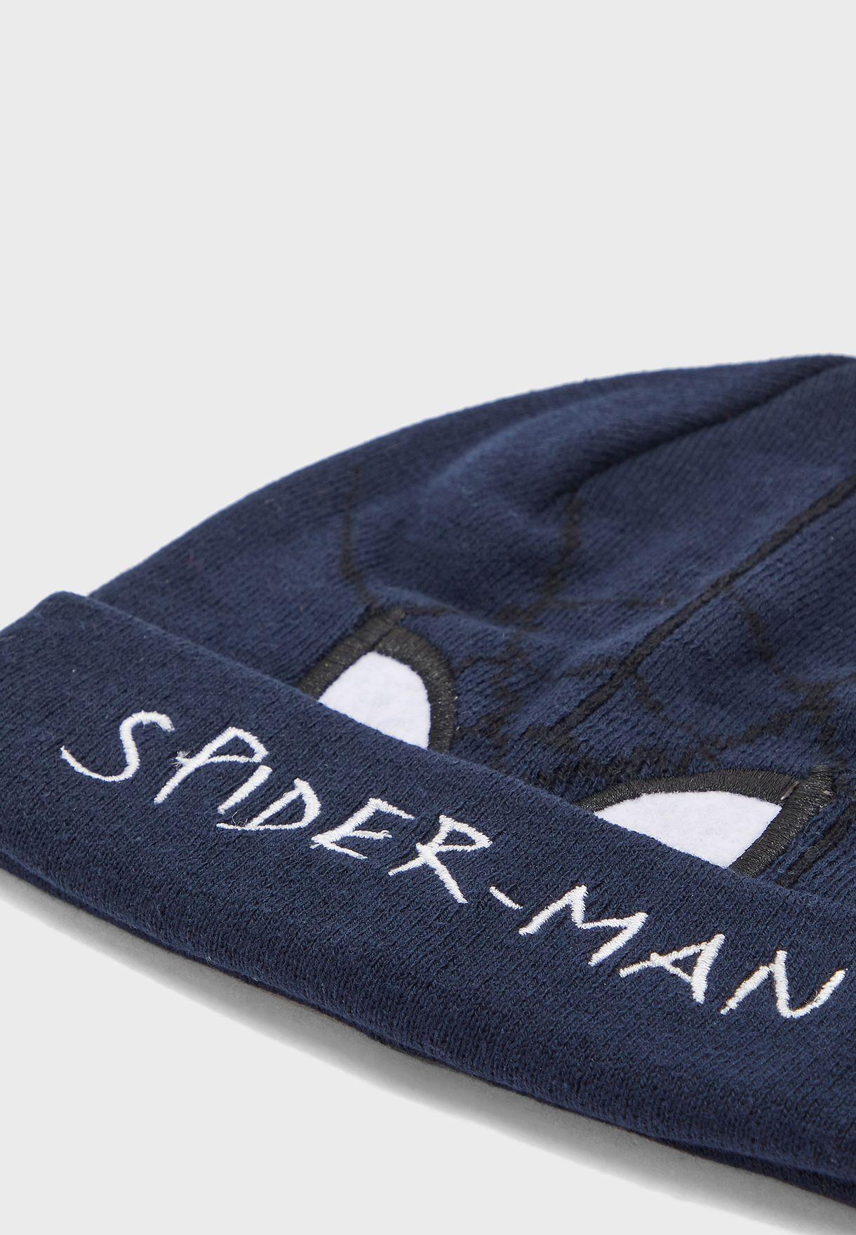 Infant Spiderman Beanie